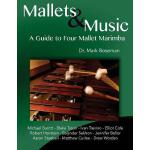 【预订】Mallets & Music: A Guide to Four Mallet Marimba