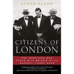 【预订】Citizens of London: The Americans Who Stood with