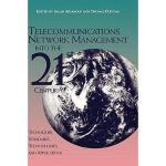 【预订】Telecommunications Network Management Into The 21St