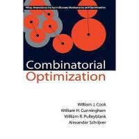 【预订】Combinatorial Optimization