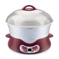 天际4L升容量电炖锅大家庭用全自动1锅5胆陶瓷煲汤蒸神器隔水炖盅
