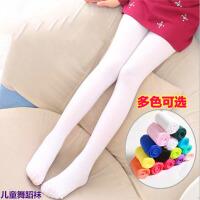 儿童连裤袜 女童透气袜子夏季韩版新款时尚打底裤中大童款式舞蹈袜 三条装
