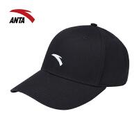 安踏运动帽太阳帽男女通用棒球帽学生遮阳帽官网防晒帽子19817251