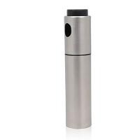 不锈钢喷油壶 喷雾式油瓶 喷醋瓶 调味瓶 野餐烧烤用具 不锈钢 4*4*17.5cm