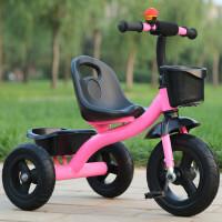 创意新款儿童三轮车大号童车小孩自行车婴儿脚踏车玩具宝宝单车2-3-4-6岁