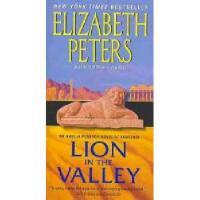 【预订】Lion in the Valley: An Amelia Peabody Novel of