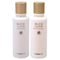 【正品保证】The Face Shop/菲诗小铺大米水乳套装调理保湿韩国化妆品白皙补水
