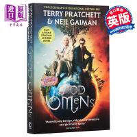 【中商原版】好兆头 电视剧版本 Good Omens 英文原版 Neil Gaiman Terry Pratchett