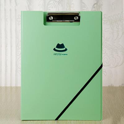 多功能A4文件夹板夹试卷资料票据夹发票夹办公文具用品垫板