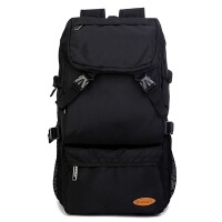 旅行背包休闲学生书包大容量双肩包背包男韩版户外运动休闲登山包男女