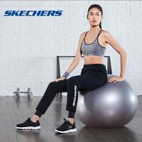 【*注意鞋码对应内长】Skechers斯凯奇女鞋轻质跑步跑鞋 透气网布休闲运动鞋 14804