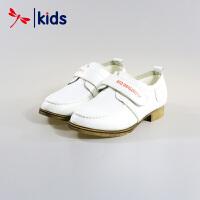 红蜻蜓童鞋女童小中大童真皮牛皮皮鞋