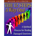 【预订】The 12 Steps: A Way Out: A Spiritual Process for