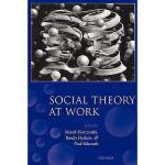 【预订】Social Theory at Work