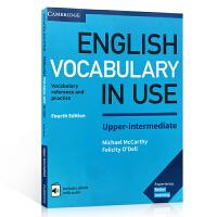 【全店300减100】英文原版 English Vocabulary in Use Upper-Intermediate