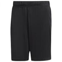 幸运叶子 Adidas/阿迪达斯短裤男裤 新款运动裤休闲宽松透气舒适健身训练五分裤GH7672