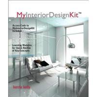 【预订】MyInteriorDesignKit Companion Book [With Access