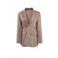 小西装女外套韩版秋冬装休闲英伦风小西服套装裙子两件套