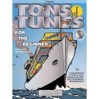 【预订】Tons of Tunes for the Beginner [With CD (Audio)]