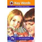 Key Words: 7b Fun and games 关键词7b:趣味游戏 ISBN 9781409301271