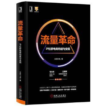 流量革命(pdf+txt+epub+azw3+mobi电子书在线阅读下载)