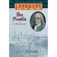 【预订】Ben Franklin of Old Philadelphia