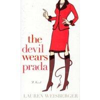 穿PRADA的女魔头【现货】英文原版The Devil Wears Prada Anchor穿普拉达的女魔头 安妮?海瑟薇、梅丽尔?斯特里普主演电影原著小说 时尚职场