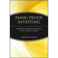 【预订】Panic-Proof Investing: Lessons In Profitable