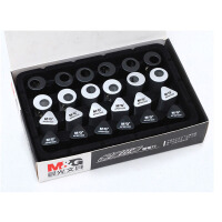 晨光 (M&G)可爱卡通系列削笔刀 卷笔刀 笔刨削笔器 1盒24个装