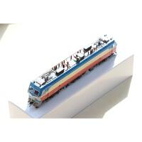 火车模型~猩猩模型~韶山7D电力机车模型~SS7D~金刚~有视频~品质定制新品