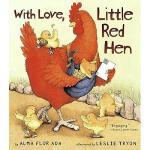 【预订】With Love, Little Red Hen