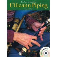 【预订】The New Approach to Uilleann Piping [With CD