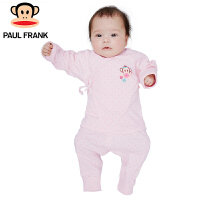 PWU1732002大嘴猴(paul frank)女童长袖系带套装新生儿内衣