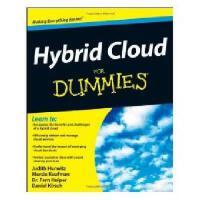 【预订】Hybrid Cloud For Dummies