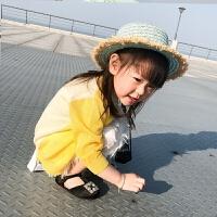 女童空调衫轻薄款婴儿外套小儿童夏装开衫春夏女宝宝