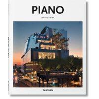 Piano伦佐 皮亚诺 建筑设计作品集 意大利当代建筑师 塔森TASCHEN