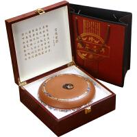茶叶礼盒装普洱熟茶特级送人春节过年年货*佳品