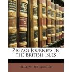 【预订】Zigzag Journeys in the British Isles