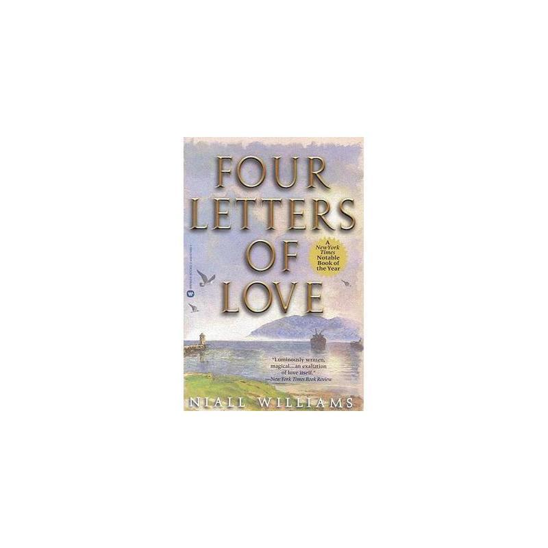 【预订】Four Letters of Love 美国库房发货,通常付款后3-5周到货!