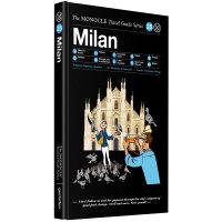 【Monocle Travel Guide】Monocle旅行指南:Milan,米兰英文旅行生活图书