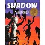 【顺丰速运】英文原版 Shadow 影子 凯迪克金奖 丰富想象力 开阔视界 儿童绘本名家Marcia Brown