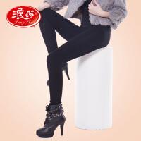 【12月9日-12月12日年终狂欢,一件3折,领券再减,预估价:75.99】浪莎保暖裤女士15000D竹炭棉时尚功能型
