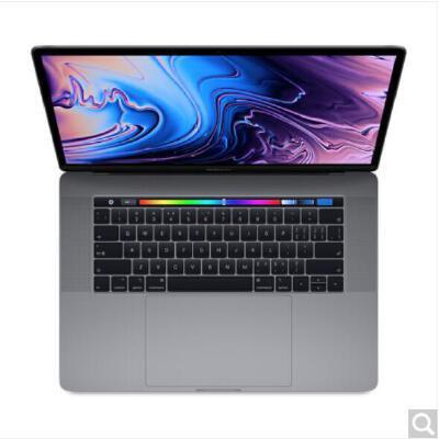 Apple 2019新品 Macbook Pro 15.4全新九代八核 i9 16G 512G 灰色 MV912CH/A 国行原厂三层密封 五码合一  支持官方验证