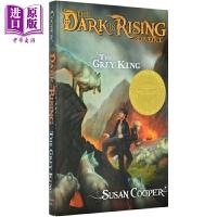 【中商原版】The Dark Is Rising:The Grey King纽伯瑞:黑暗在蔓延 灰国王 纽伯瑞金奖 儿童