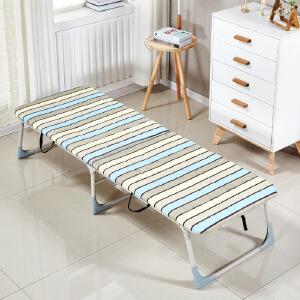门扉 折叠床 单人硬木板办公家用隐形床医院简易护理床