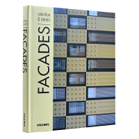 FACADES SELECTION & DETAIL 建筑外墙的选择与细节 室外建筑设计图书