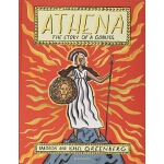 【中商原版】女神故事系列 雅典娜 英文原版 Athena The Story of a Goddess 精装 希腊神话