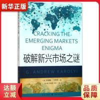 破解新兴市场之谜 安德鲁・卡罗伊,朱小能,陈选娟,邓辛 格致出版社 9787543225312