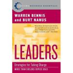 【预订】Leaders: Strategies for Taking Charge