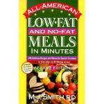 【预订】All-American Low-Fat And No-Fat Meals In Minutes: